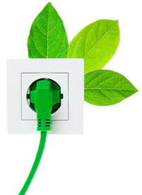 Efficient, Resourceful Green Data Centers