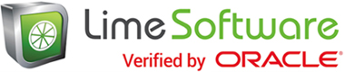Lime Software Verified by ORACLE