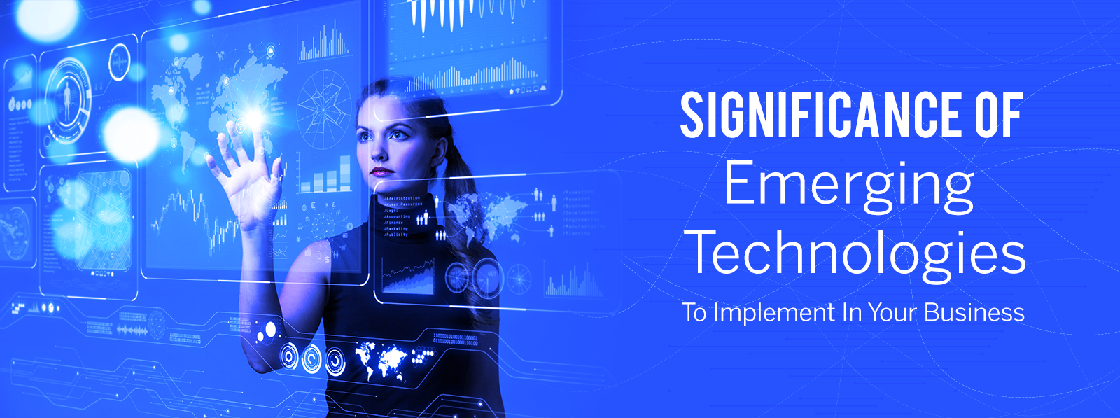 Emerging Technologies Significance