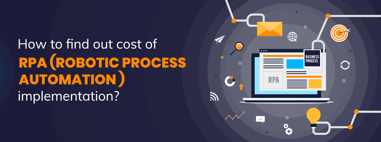 actual cost of rpa project