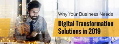 significance of digital transformation