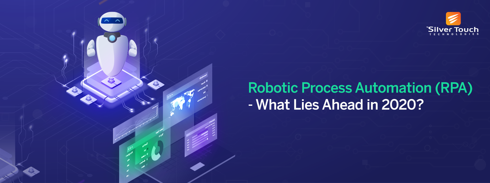 robotic process automation services