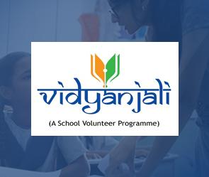Vidyanjali 2.0 -  A School Volunteer Programme
