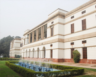 Nehru Memorial Museum Library Website