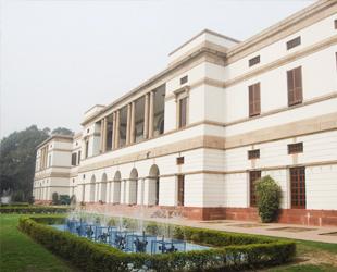 Nehru Memorial Museum Library Website
