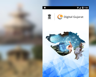 Digital Gujarat - A Unified Mobile App for Gujarat Govt.