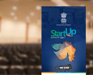 Startup Gujarat Web Portal & Mobile App