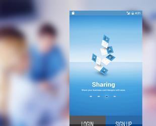 Card EZI Mobile App