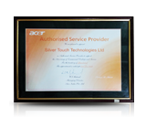 Authorized Service Provider