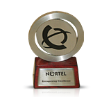 Nortel Recognizing Excellence