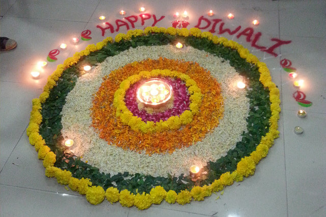 Diwali Celebration 2016