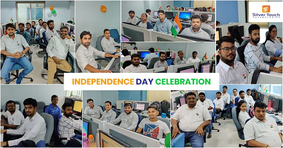 Independence Day Celebration 2019 @ Silver Touch
