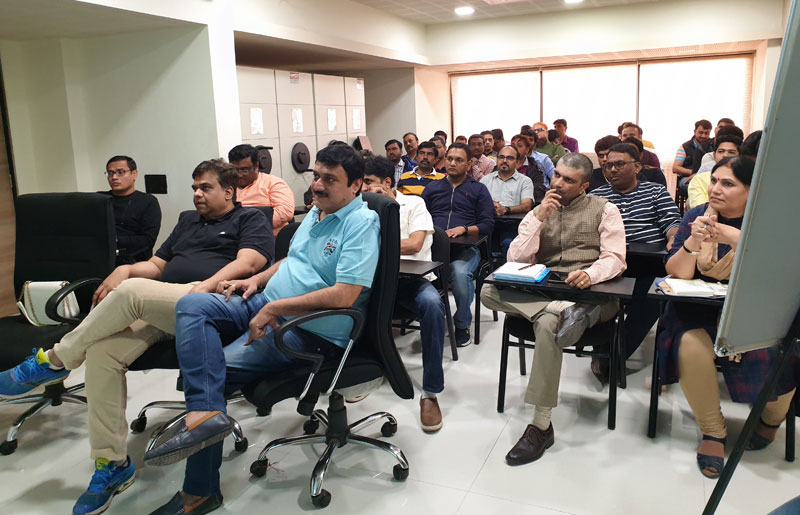 Training on 'Emotional Intelligence at Organization' by Ms. Toral Mehta