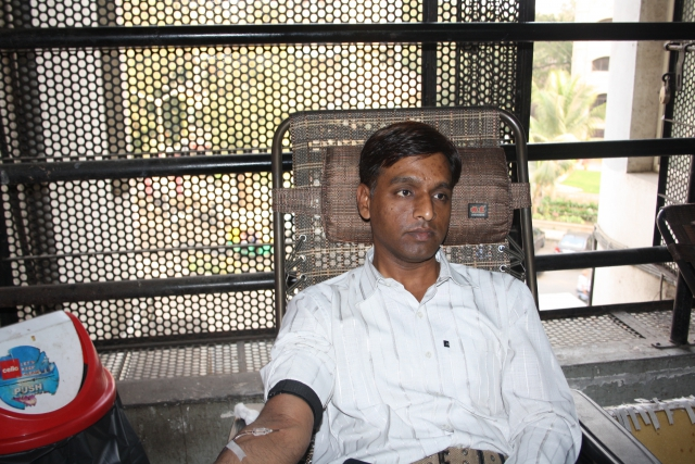 Blood Donation Camp 2013