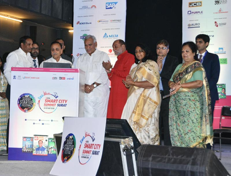 MySurat - Citizen Engagement Portal Launched for Surat Smart City