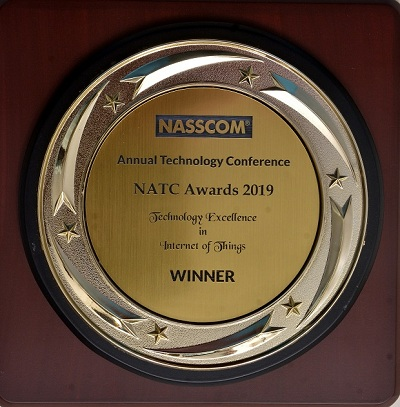 NASSCOM Annual Technology Conference Award 2019