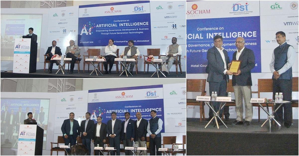 ASSOCHAM Conference Conference on Artificial Intelligence-Empowering Governance